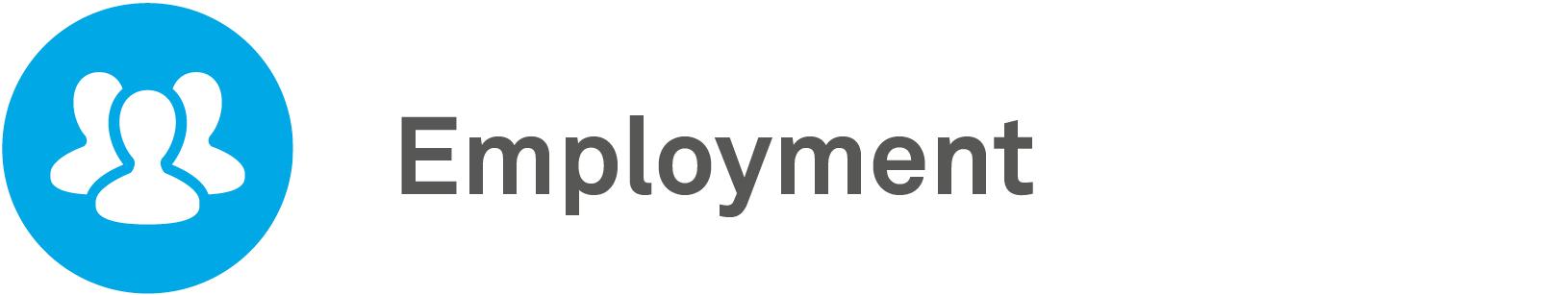 employment gri icon