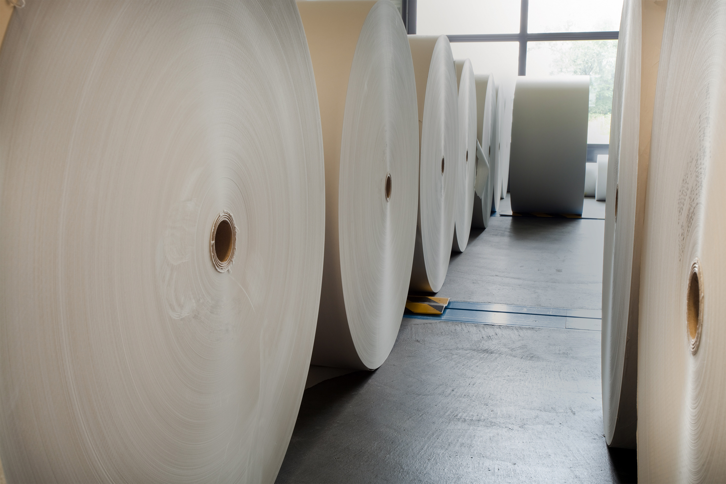 Coating solutions for paper, film and foil