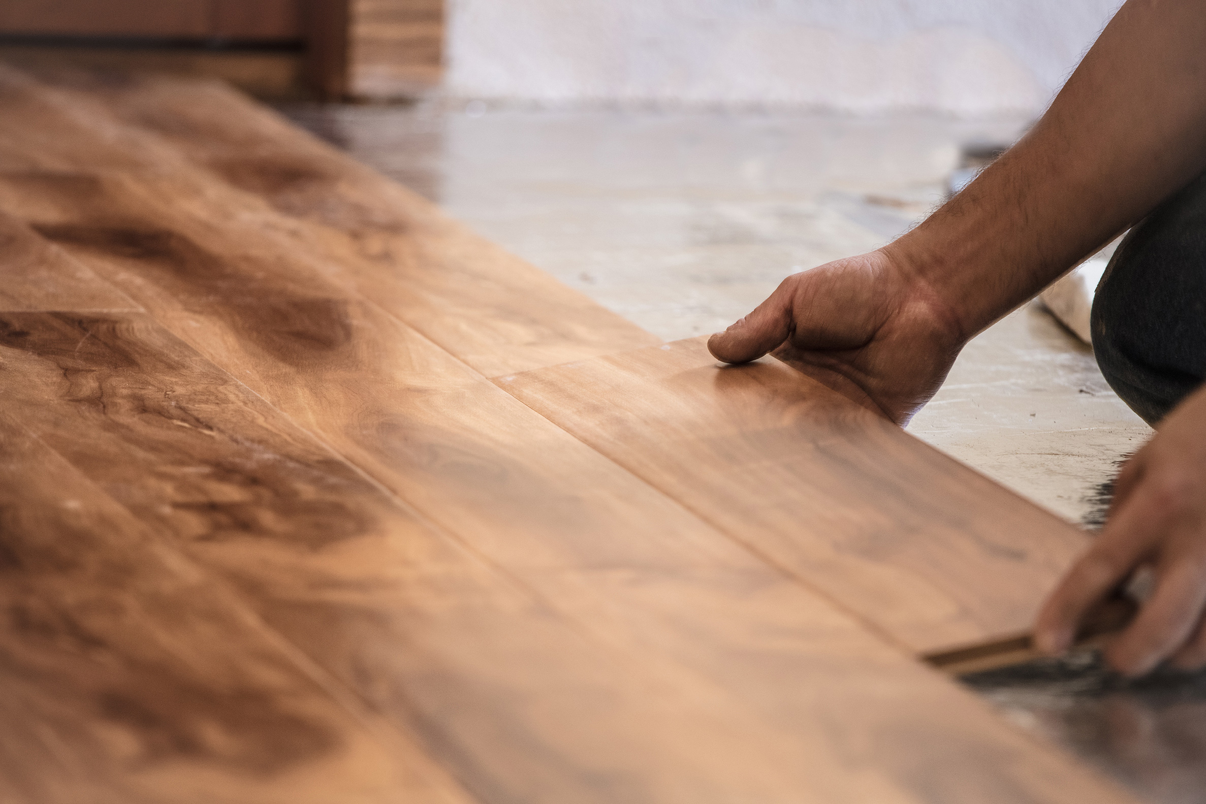 Flooring solutions to protect and maintain busy floors