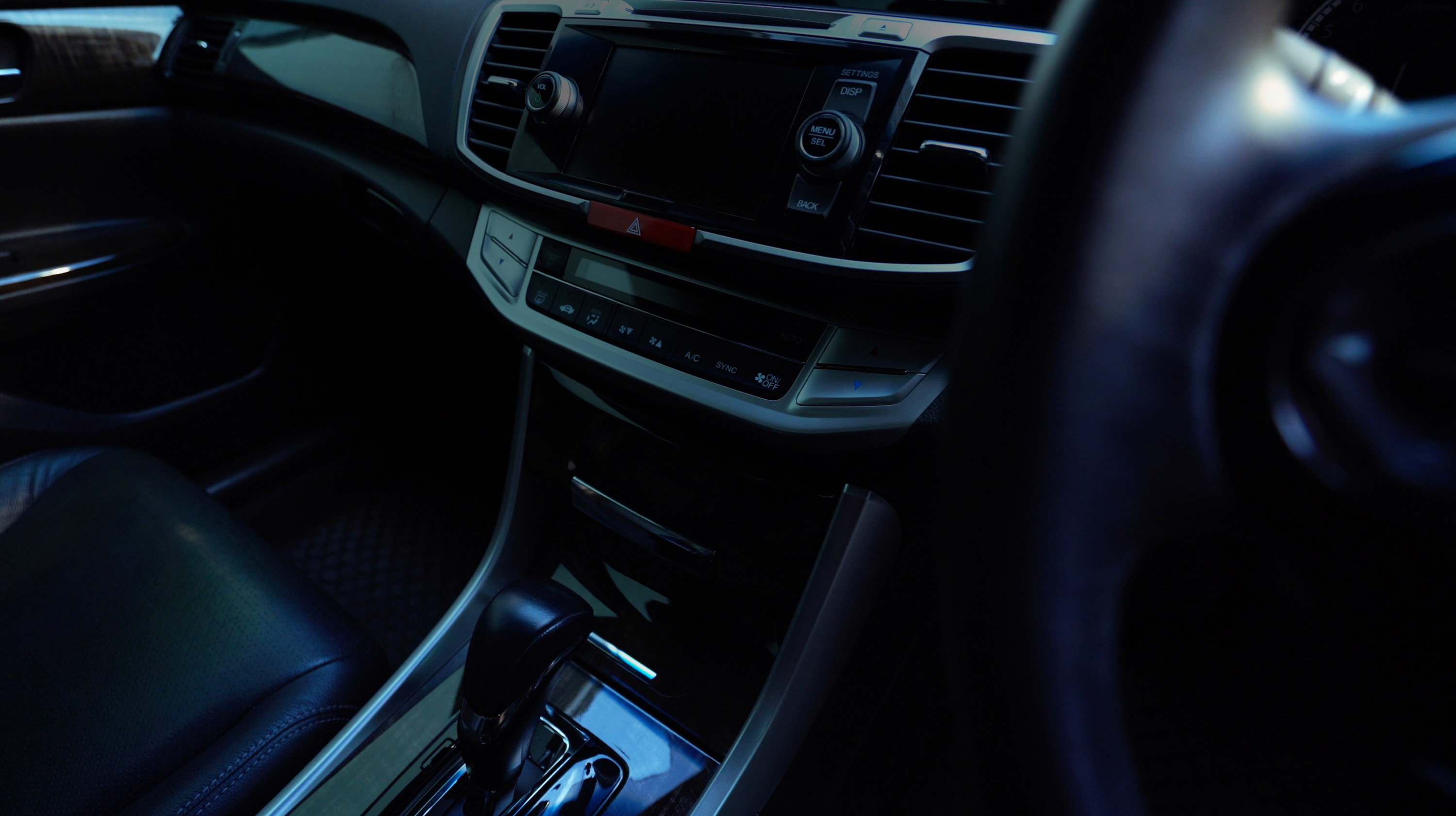 Interior innovation of the New Mobility era