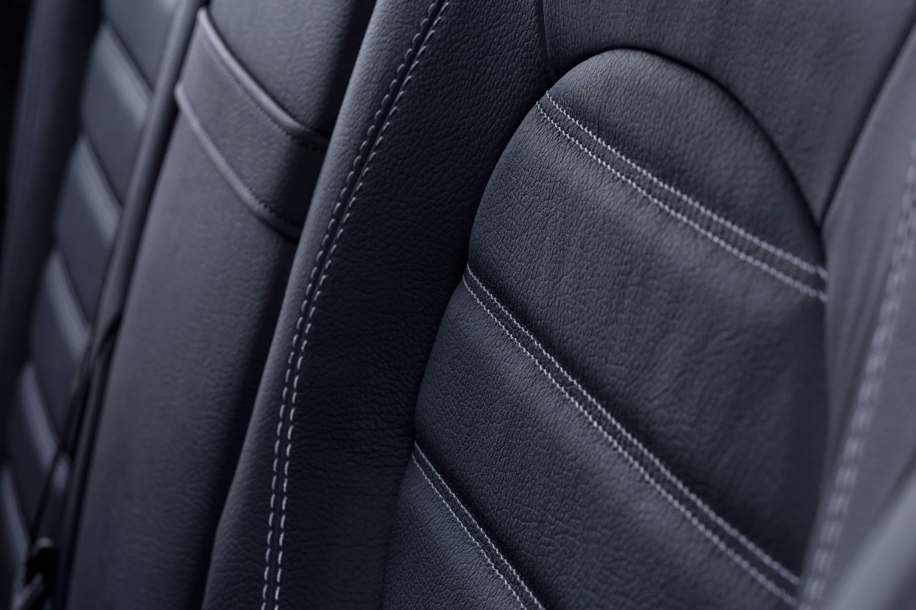 Synthetics for automotive interiors