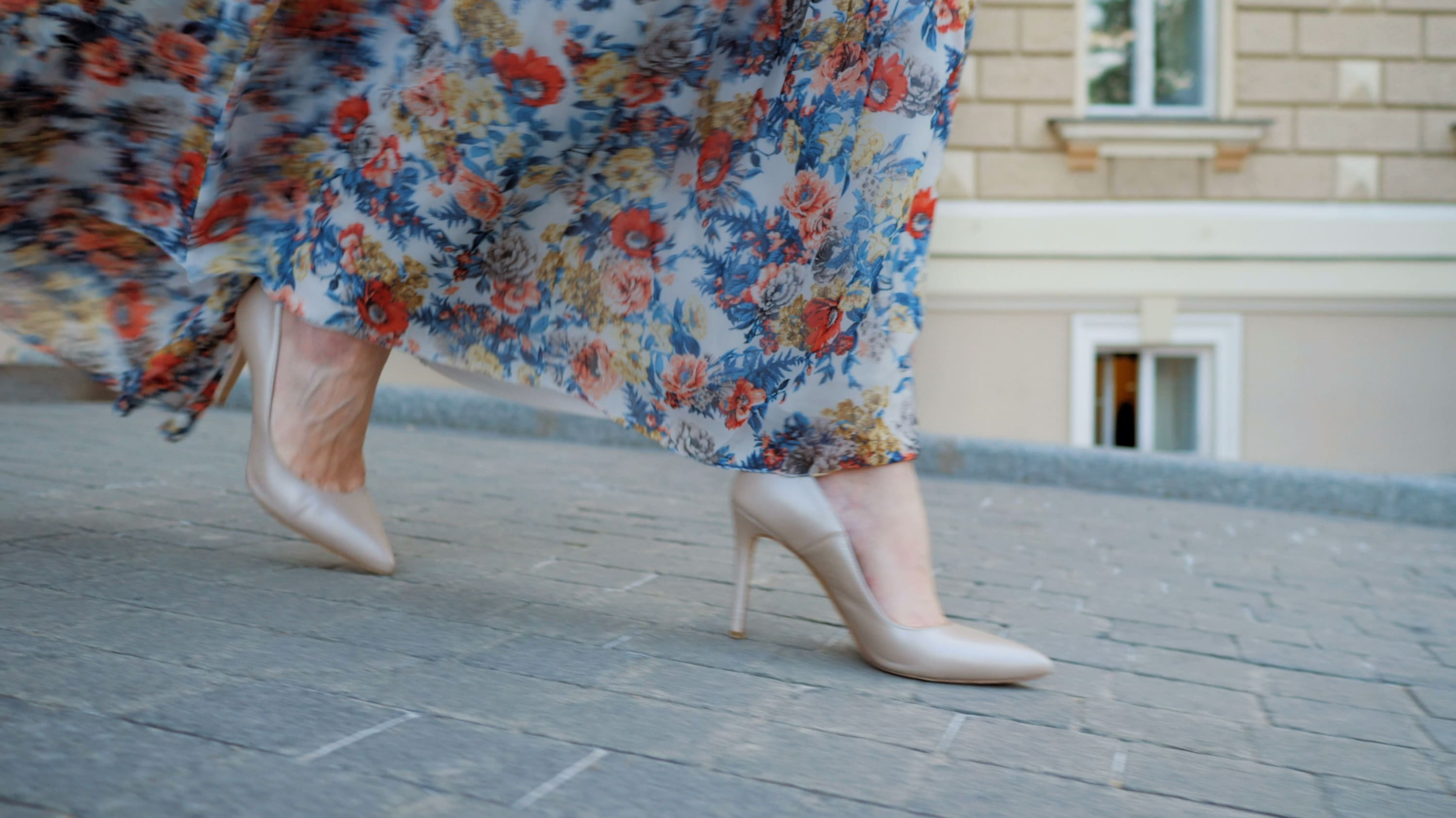 Footwear as the ultimate fashion statement