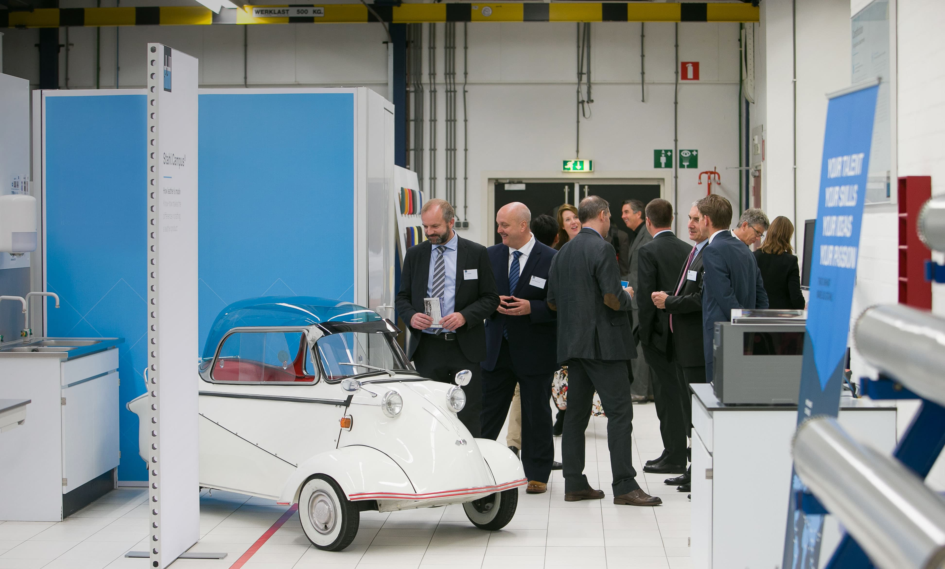 Stahl Center of Excellence for Automotive in the Netherlands