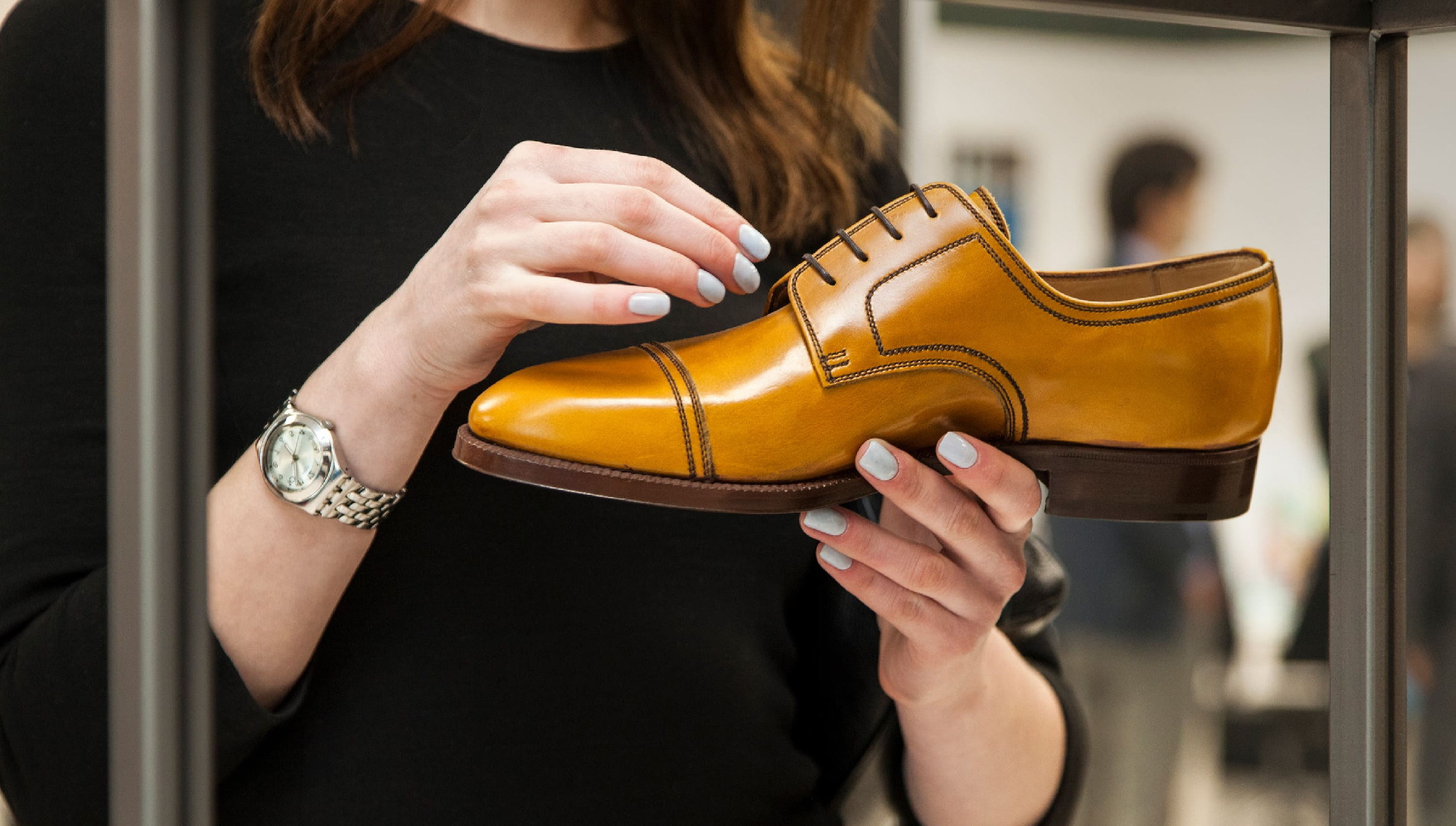 Stahl Center of Excellence for Shoes & Leather Goods in Italy