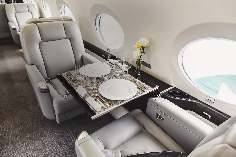 Aviation interiors for a new mobility era